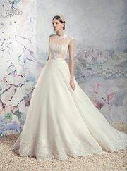 Свадебное платье Papilio (Ладожское) цвета айвори