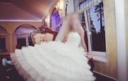 Новое свадебное платье New