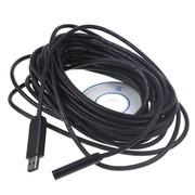 Гибкий эндоскоп мини камера USB новый