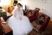 Свадебное платье не невысокую девушку