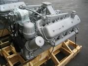 Дизельный двигатель  ЯМЗ 238М
