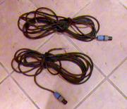 Провод акустический кабель  для сцен. колонок