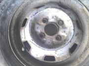 Продам диск R13 с покрышкой