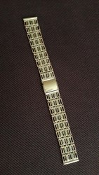 Золотой браслет для часов пр. 585