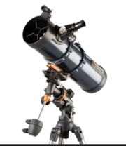 продам телескоп Celestron AstroMaster 130 EQ