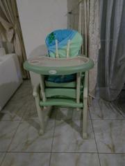 Продам детский стульчик-трансформер от 0 до 6 лет