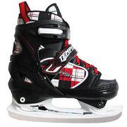 Коньки раздвижные,  хоккейные Tempish VERSO ICE красные