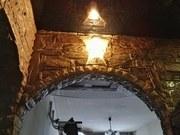 Пристенный светильник из муранского стекла