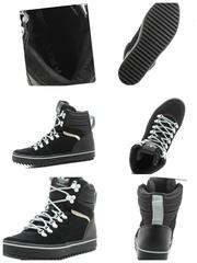 Утепленные крассовки Honeu Hill W,  Adidas 35, 5 р.
