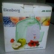 Соковыжималка Elenberg JM-5033 Б/у