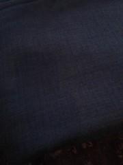 Ткань костюмная серо-голубая,  100 % шерсть. СССР.