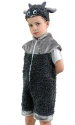 детские  маскарадные костюмы из меха-козленок, шут, елочка, болонка