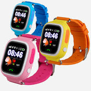 Оригинальные Детские умные часы с GPS Q80