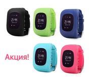 Оригинальные Smart Baby Watch Q50 + подарок
