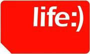 Сим-карты,  симки Life (Лайф),  активированные,  БЕЗ ПЕРЕОФОРМЛЕНИЯ Минск