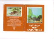 Набор открыток Пестрый мир аквариума