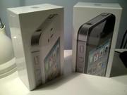 Черный iPhone 4s 32gb ORIGINAL, запечатан