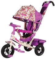 Детский трёхколёсный велосипед для девочки Trike Beauty BA2VG,  Tiffani