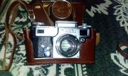 Продам два советских фотооппарата киев и зоркий 2с