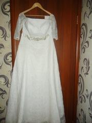 Свадебное платье в отличном состоянии, Минск