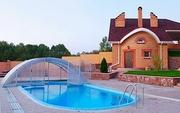 изготовление монолитных бассейнов,  лестниц,  фундаментов