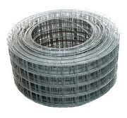 Сетка сварная в рулонах 50х60х1, 6 размером 0, 15х25 метров
