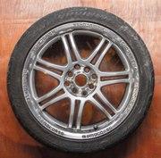Литые диски Momo Corse R17