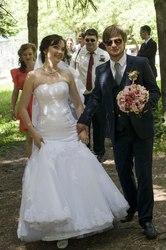 Свадебное платье Б/У недорого