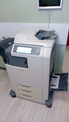 Принтер БУ HP Color LaserJet 4730 mfp