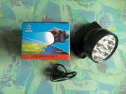 Светодиодный фонарь  headlight helmets