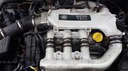 Двигатель для Опель Вектра B,  2001год