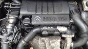 Двигатель для Ситроен С4,  2005 год