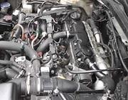 Двигатель для Пежо 307HDI,  2002год