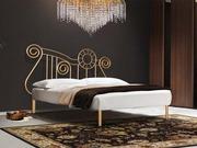 Продаем качественные кровати для спальни из металла.