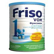 Детское питание friso, semper,  беллакт