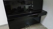 Пианино Беларусь чёрное трёх-педальное