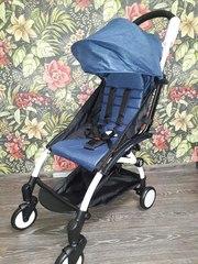 Коляска Babytime Yoya ( аналог yoyo) синий джинс