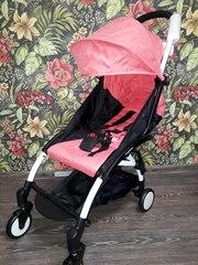 Коляска Babytime Yoya ( аналог yoyo) розовая