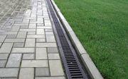 Монтаж системы канализации, водопровода и благоустройство территории