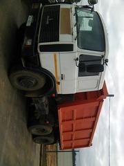 МАЗ 5516 самосвал-грузовой,  2012