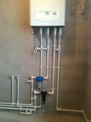 Услуги для систем отопления и водоснабжения