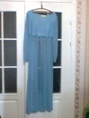 Платье-костюм вечерний
