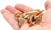 ЗОЛОТО коронки ювелирные изделия лом для себя дорого Приеду к Вам