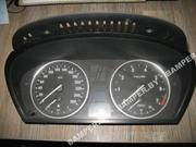Щиток приборов (приборная панель) на BMW X5