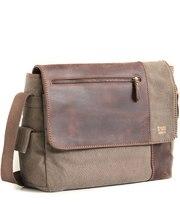 Фирменные Сумки для ноутбука Troop London Heritage Messenger Bag (TRP0