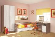 Набор мебели для детской комнаты Бриз