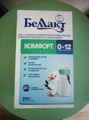 Продам детское питание Беллакт Комфорт и КМ2