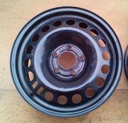 Стальные диски R16 к Opel Zafira Tourer