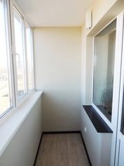 Отделка балконов и лоджий в Минске и Минском районе. Все виды и любые