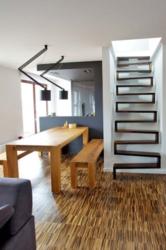 Лестница в загородный дом под заказ. 3D проект. Монтаж. Гарантия. Звоните